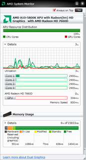 05 AMD System Monitor